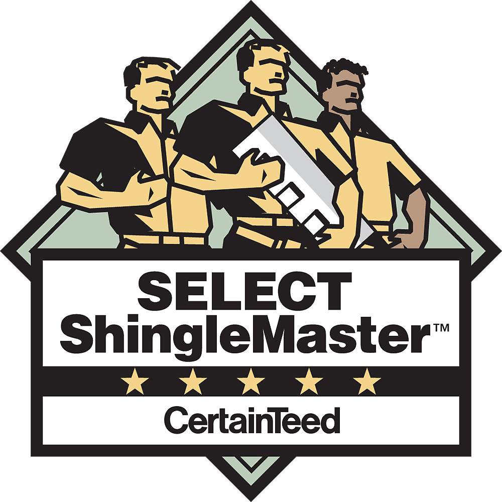 Select ShingleMaster logo